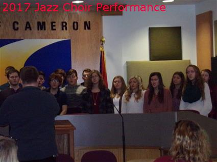 Jazz Choir 2017