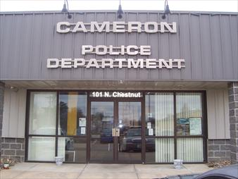 Cameron Police Department