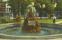 McCorkle Park Fountain