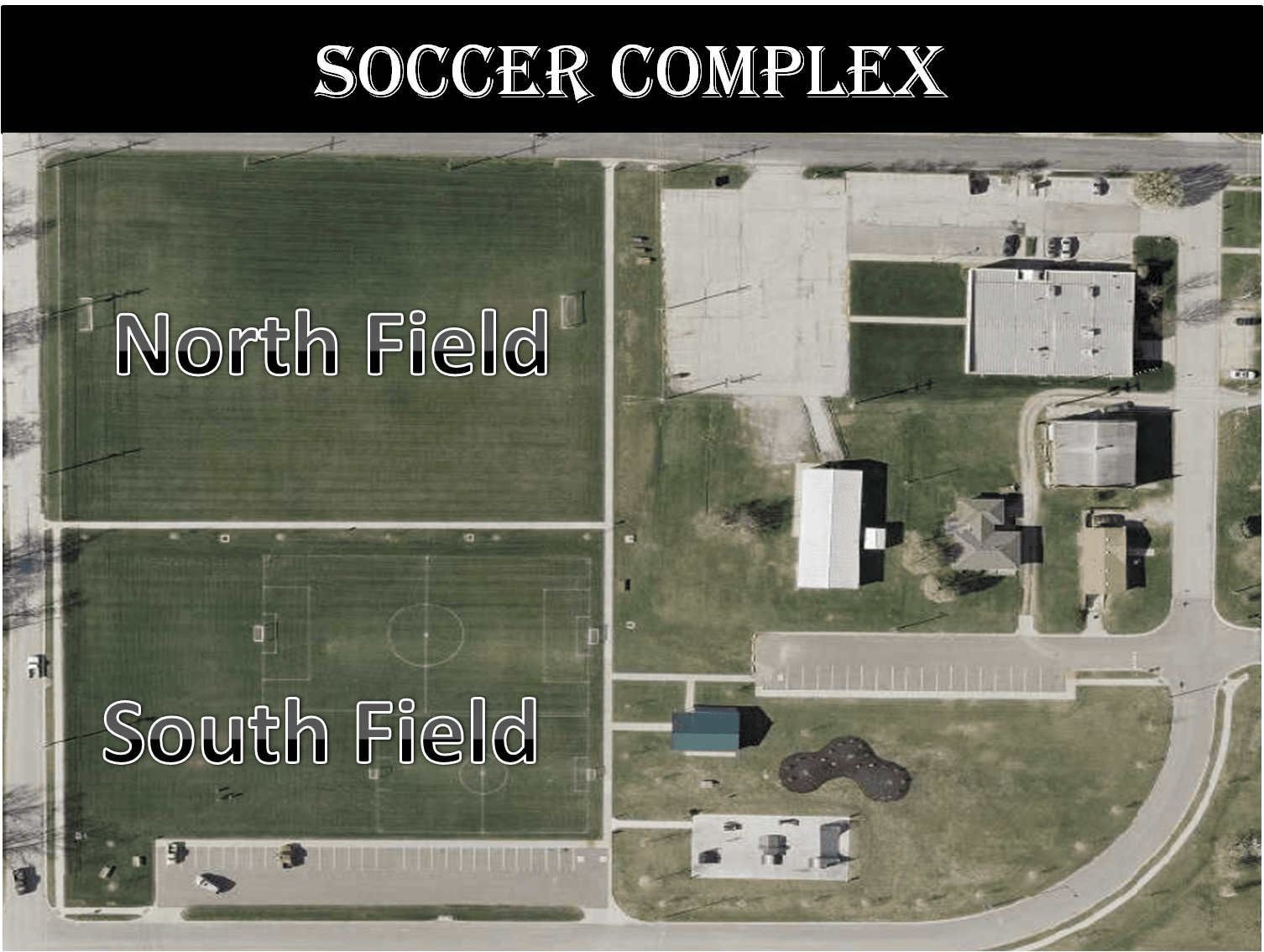 Soccer Fields North and South