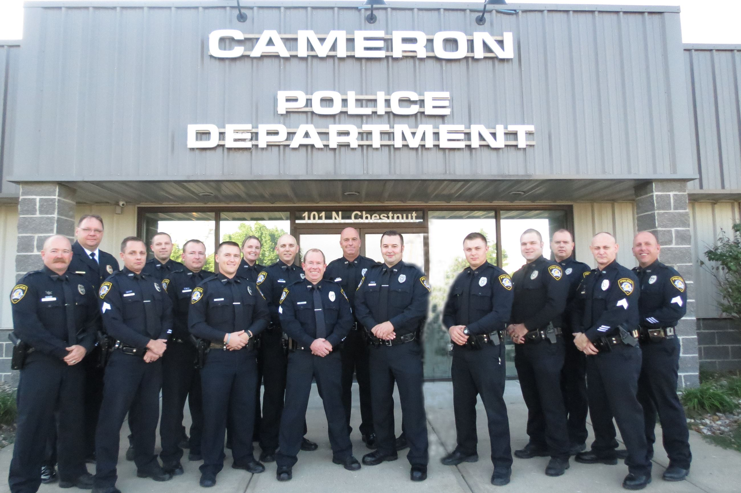 CPD Department Photo